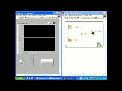LabVIEW Tutorial 02 (in Thai)