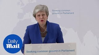 Theresa May details her 'one last chance' to deliver Brexit thumbnail