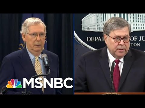 Mueller Reveals WH Plot To Trick Trump Out Of Firing Mueller | The Beat With Ari Melber | MSNBC