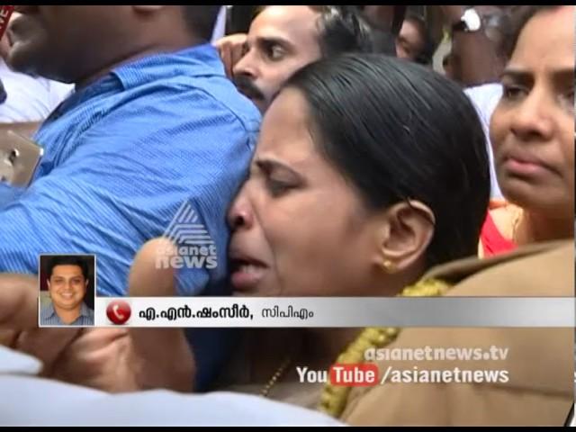 AM Shamsheer's responds on Jishnu Pranoy's Parents continues  Hungerstrike
