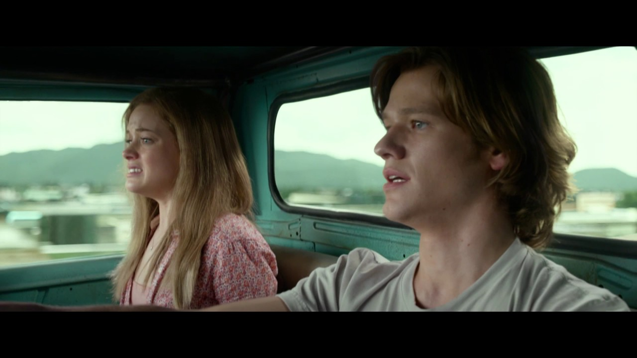 "Monster Trucks (2017) - ""Driving On The Roof"" Clip - Paramount Pictures"