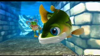 Finny the Fish & the Seven Waters - (Stage 1) Home Waters *Walkthrough* [PS2]
