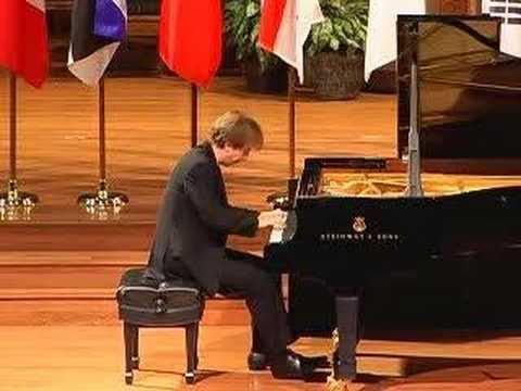 Alexey Koltakov plays Prokofiev Sonata No6 1st movement
