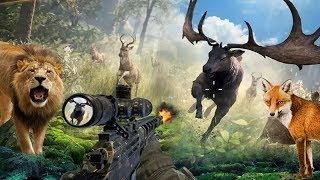 Safari Wild Animal Hunting 3D Gameplay Ep1