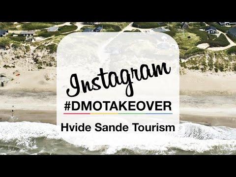 #DMOtakeover - Hvide Sande Tourism