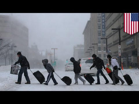 Polar vortex: extremely cold weather hitting most of US this week - TomoNews