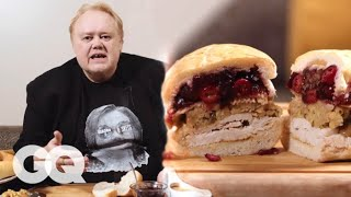 Louie Anderson Puts Sour Cream and Onion Chips in His Sandwich | GQ