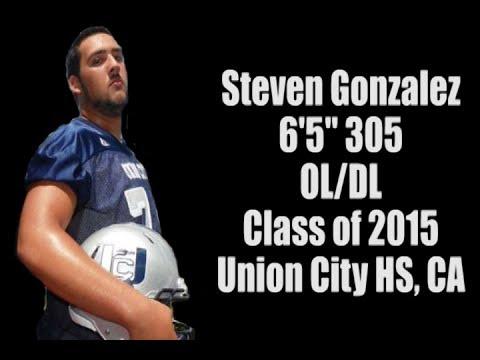 Steven Gonzalez Mid Season Jr Highlights