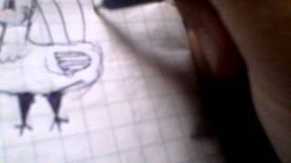 Как нарисовать павлина(, 2015-08-09T17:29:02.000Z)