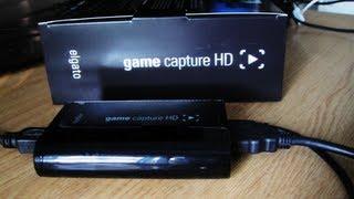 Elgato Game Capture HD [Unboxing & comparison to Hauppauge HD PVR]