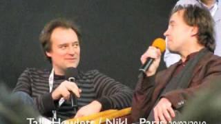 SciFi Convention - David Hewlett & David Nykl - Talk 3
