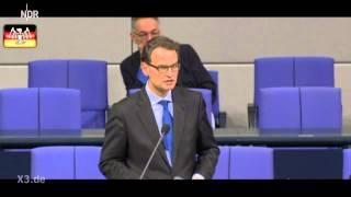 Neulich im Bundestag (143): Kreation vs. Evolution