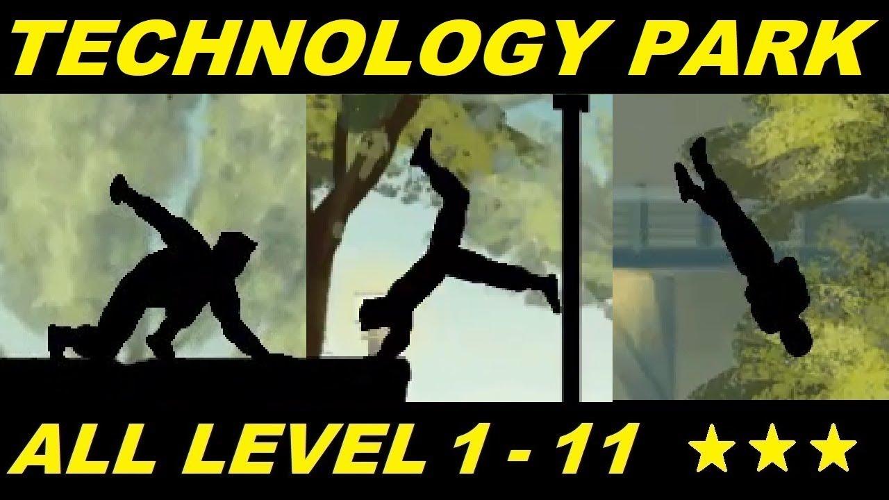 Vector Full – All Level 1 – 11 Technology Park Story Classic Mode HD (All 3 Stars) Ending !?