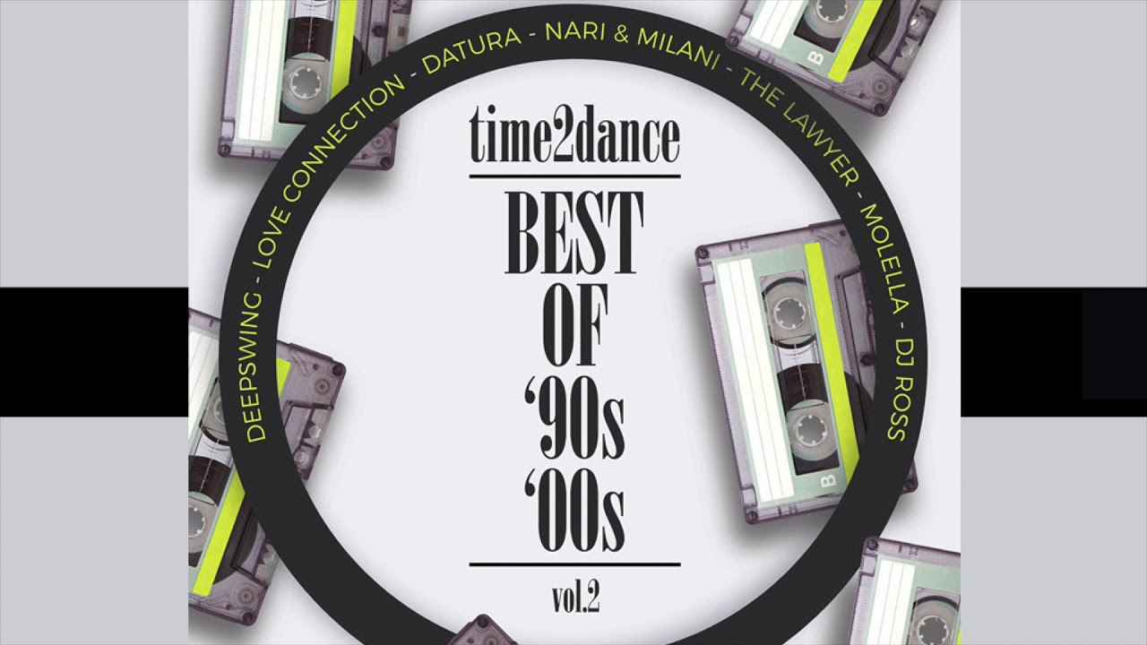 Download Time2dance: Best Of '90s - '00s, Vol  1-2 (2018