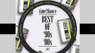 AA.VV. - Time2Dance Best of '90s '00s Vol.2 (Official Tracklist)