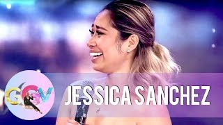 Jessica Sanchez is excited for her first Christmas in the Philippines | GGV