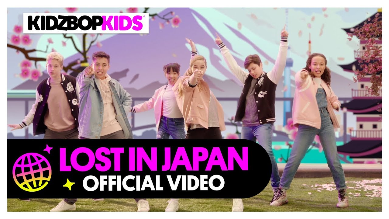 KIDZ BOP Kids - Lost In Japan (Official Music Video) [KIDZ ...