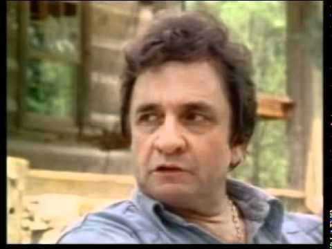 60 Minutes - Johnny Cash interview (2/3)
