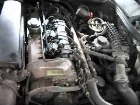 Mercedes E270 cdi  seriosly trouble with injector's leaking  YouTube