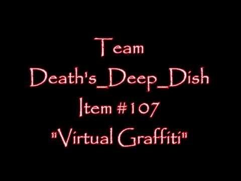 DDD Virtual Graffiti #107