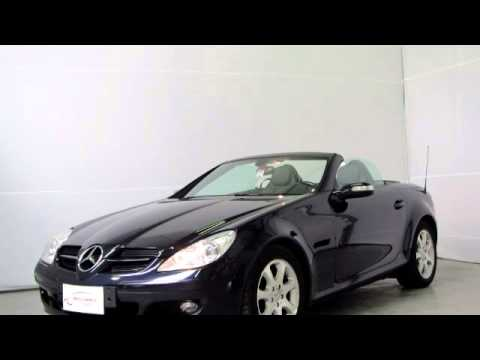 mercedes benz slk 200 cabrio youtube. Black Bedroom Furniture Sets. Home Design Ideas