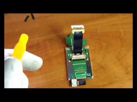 How to assembly,disassembly Samsung E900 montaż/demontaż