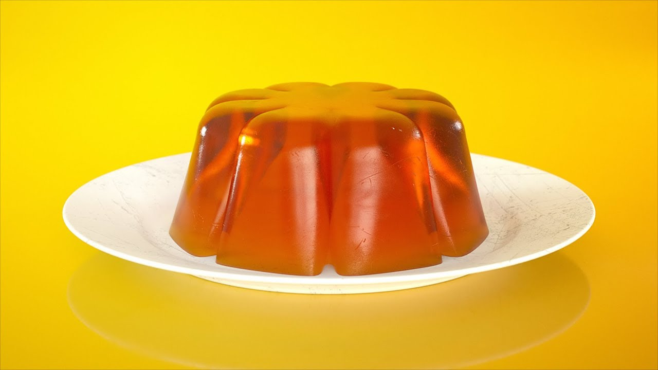 C4D Jelly - Cinema 4D Tutorial (Free Project)