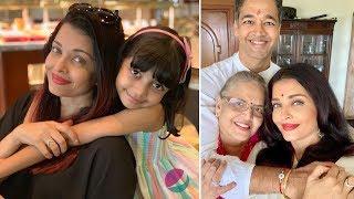 Aishwarya Rai Family Members Photos Husband, Daughter, Father, Mother, Brother