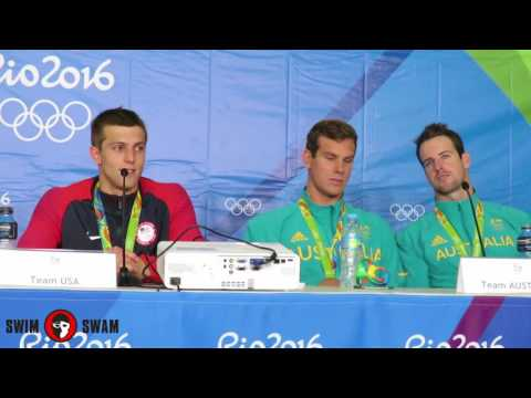 Held finds guidance in teammates Phelps, Adrian