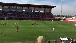 Video Gol Pertandingan Sevilla U-19 vs Spartak Moscow U-19