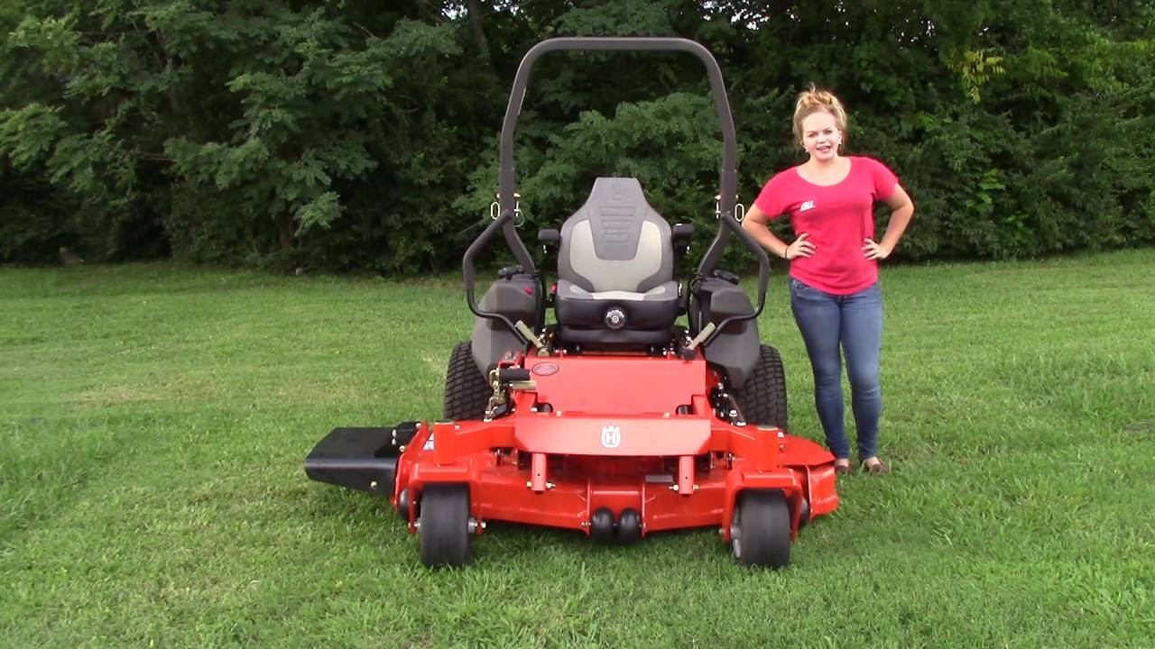 Husqvarna Pz60 60 Quot 31hp Kohler Zero Turn Lawn Mower Review
