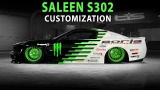2008 Saleen S302E Car Pictures Videos