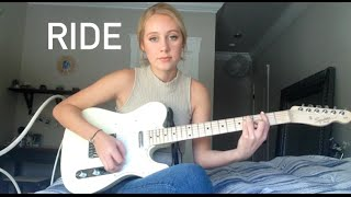 ride- by twenty one pilots | cover by cassidy goff