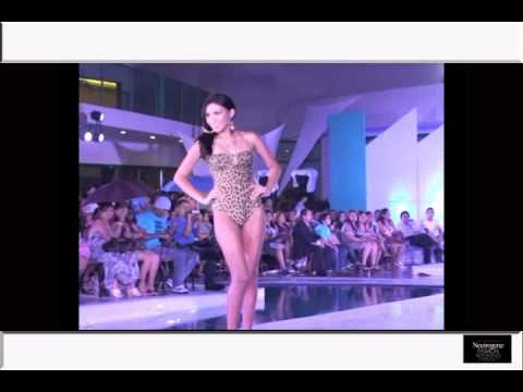 Salinas Fashion Weekend 2012 Pasarela Olaya Beach