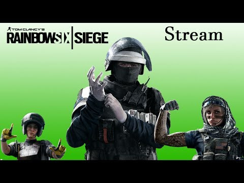 New Community Channel is Officially Launched!! Streamer is Jay Pitt!! (Rainbow Six Siege Casual)