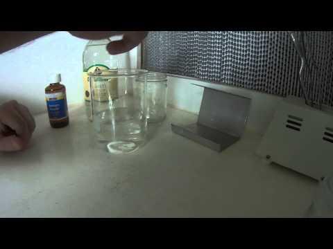sterilising solutions