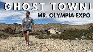 USA V7: Abandoned Ghost Town! + I head to Vegas
