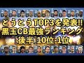 【ウイイレアプリ2018】2018C黒玉CB最強ランキング[後半]