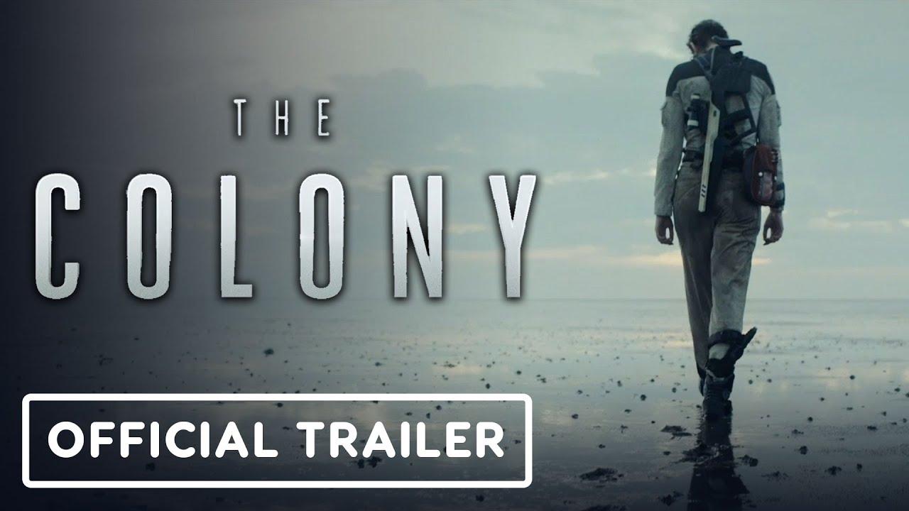The Colony - Official Trailer (2021) Nora Arnezeder, Iain Glen