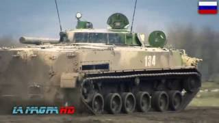 RUSSIAN  BMP-3 (БМП-3) - AMPHIBIOUS INFANTRY FIGHTING VEHICLE