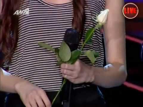 Nikki Ponte - X Factor 3 Greece - Live Show 6