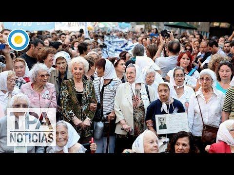 Abuelas de Plaza de Mayo candidatas al Nobel de la Paz (2 de 3) |  #TPANoticias