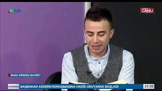 Bana Dinden Bahset - İhsan Eliaçık - 22 Mart 2019 - KRT TV