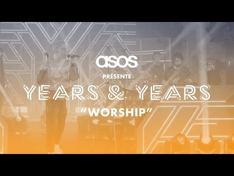 Years & Years – Worship   Vidéo exclusive ASOS from YouTube · Duration:  4 minutes 1 seconds