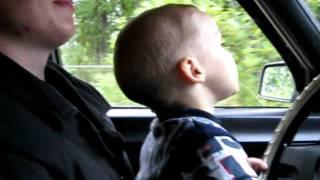 Сын за рулем отжигает...(, 2011-10-25T18:02:06.000Z)