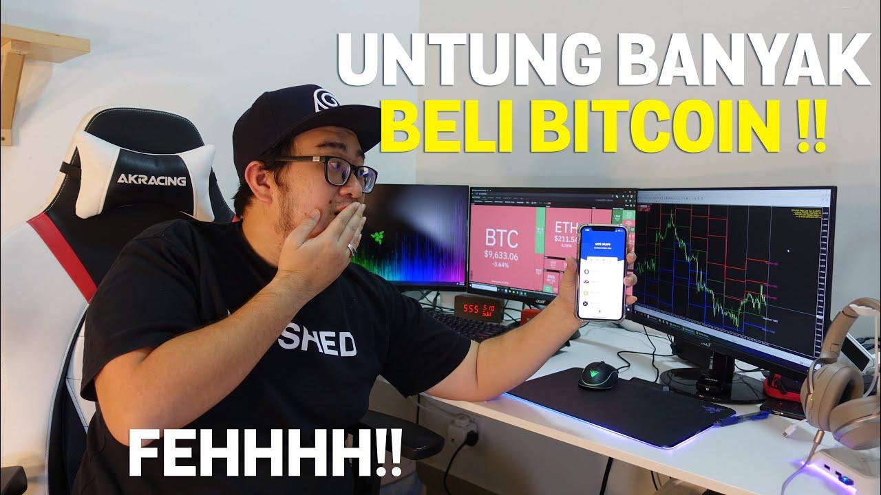 cara trading bitcoin biar untung