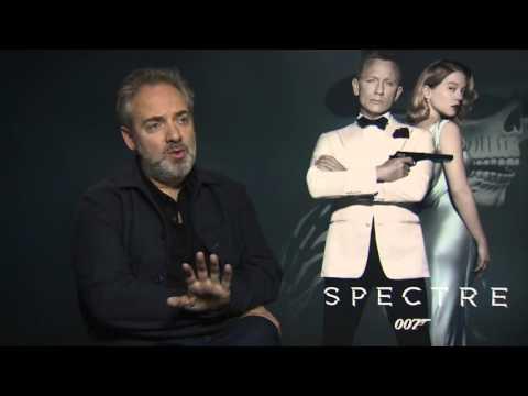Sam Mendes - 'Spectre' Interview