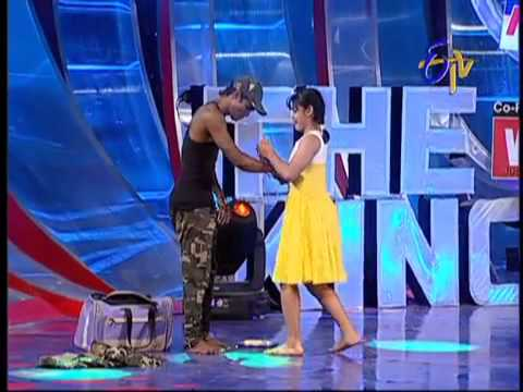 Dhee 6   30th October Anil Sagar with Padminiindia's dancing superstars finalist 2013 mp4 Travel Video