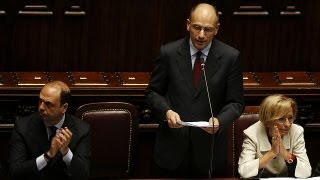 Italy will die without growth policies, says Italian PM Letta