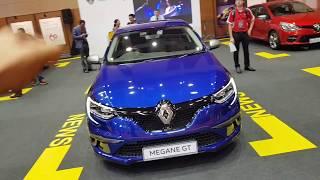 2018 Renault Megane GT 1.6 Turbo